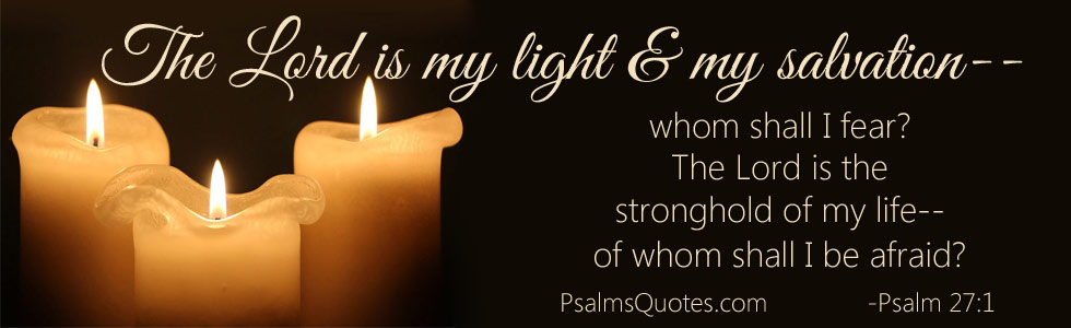 Psalms Quote