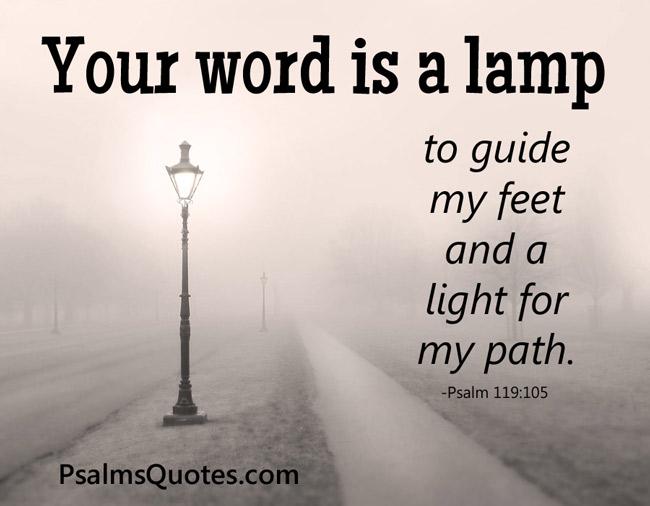 Psalms About Faith Bible Verses