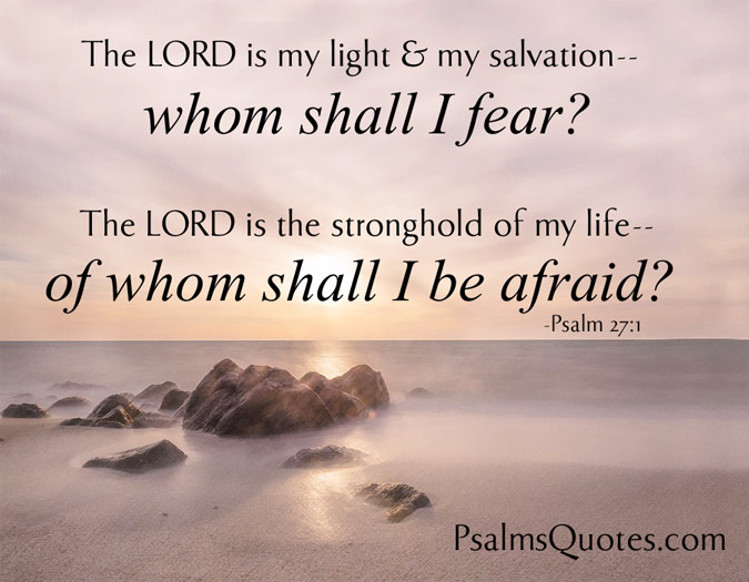 Best and Most Popular Psalms Quotes