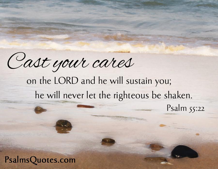 psalm 55 22 bible verse book of psalms