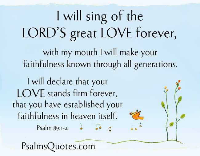 psalms about love bible verses book of psalms